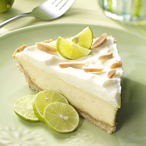 Lemon Icebox Or Key Lime Pie Butter Beans Amp Cornbread